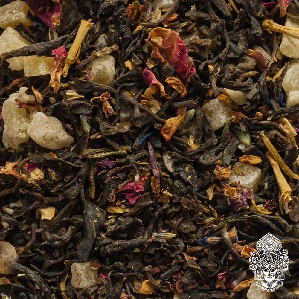 Indischer Frühling, Teehaus Shila