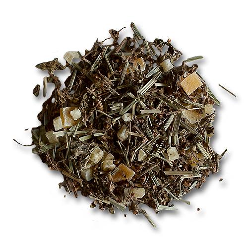 Shila's Tulsi Lemon Tee, Teemischung