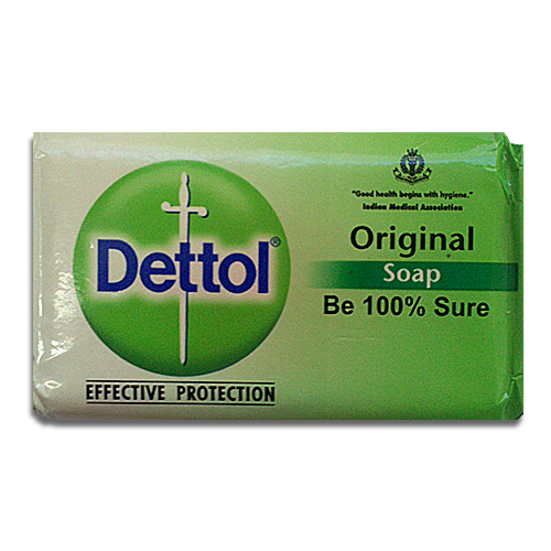 Dettol, Original Soap - Effective Protection