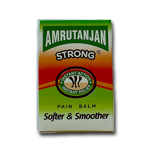 Amrutanjan Pain Balm, Strong